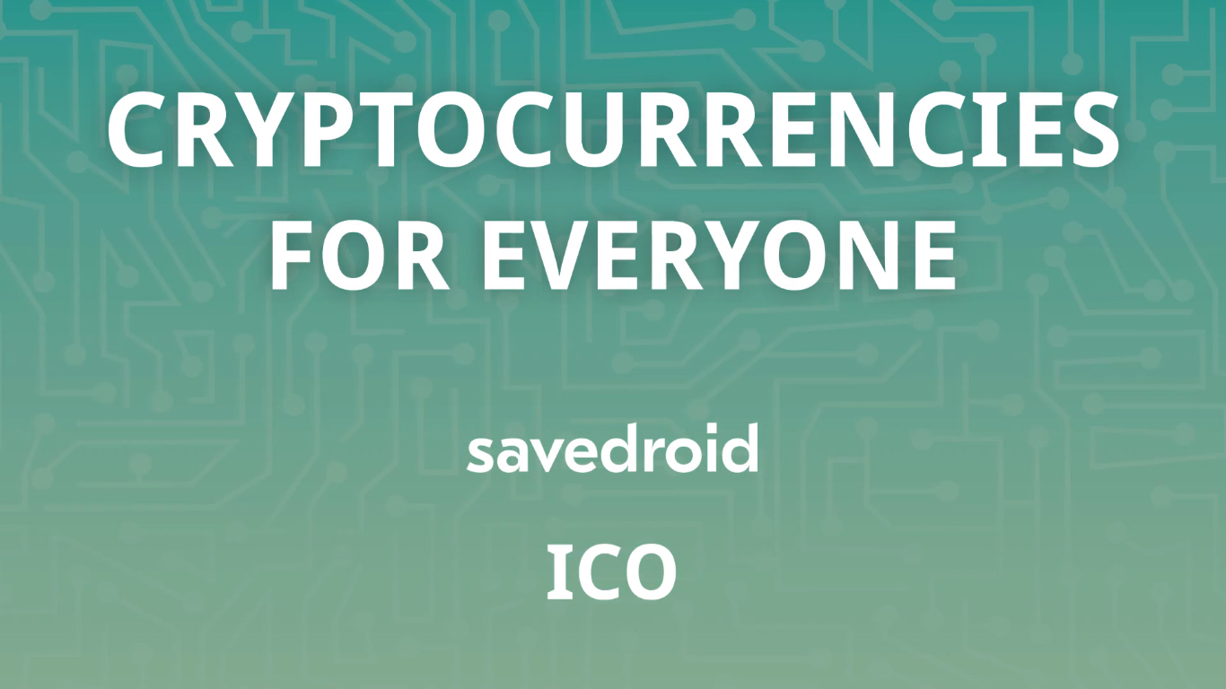 Savedroid Svd Ico Rating Details Review And Discussion Token